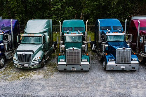 Commercial Truck Financing No Credit Check